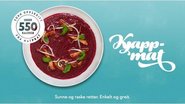 Kjappmat med norsk kjøtt
