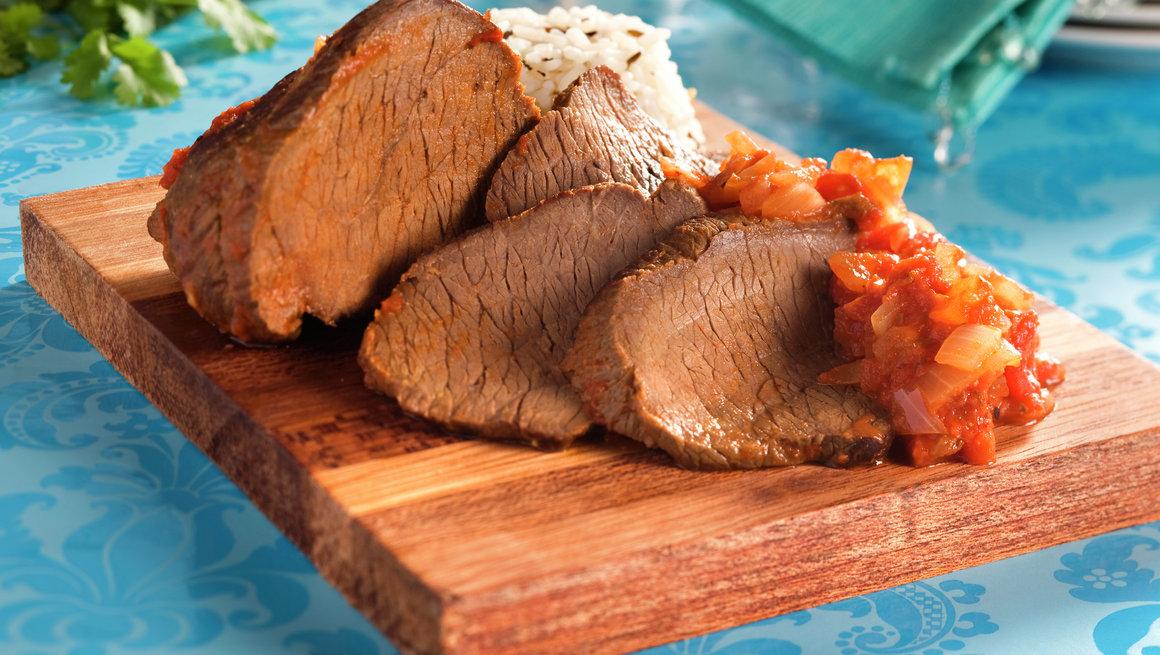 Steik à la fiji