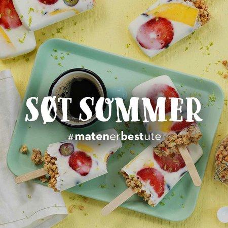 Teaser bilde søt sommer