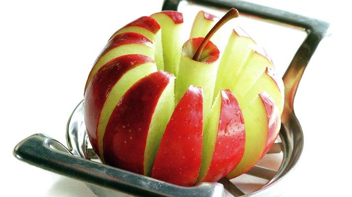 Epler i skiver