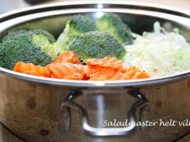 Koketid Grønnsaker
