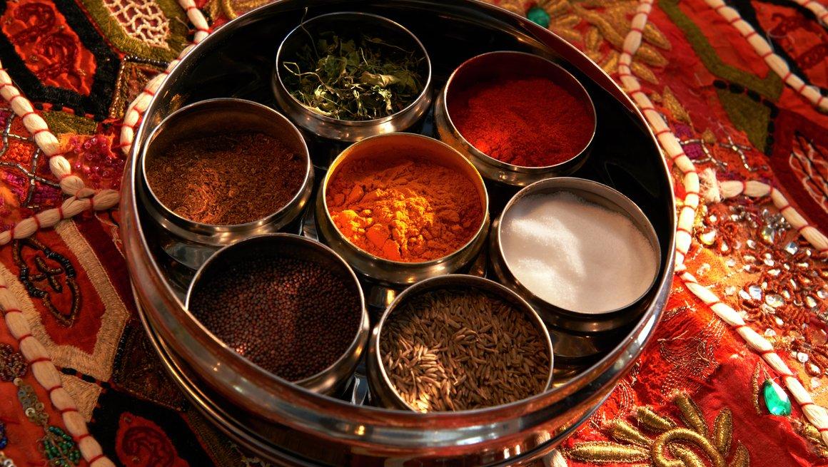 Indisk krydder