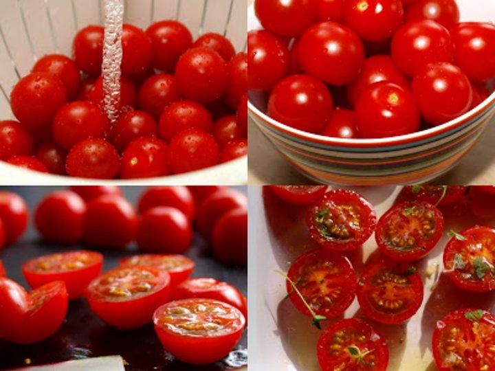 Konfiterte tomater