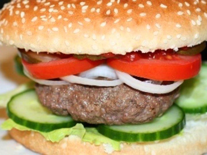 Simen's Burger