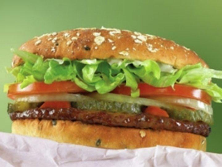 LCHF hamburger-brød