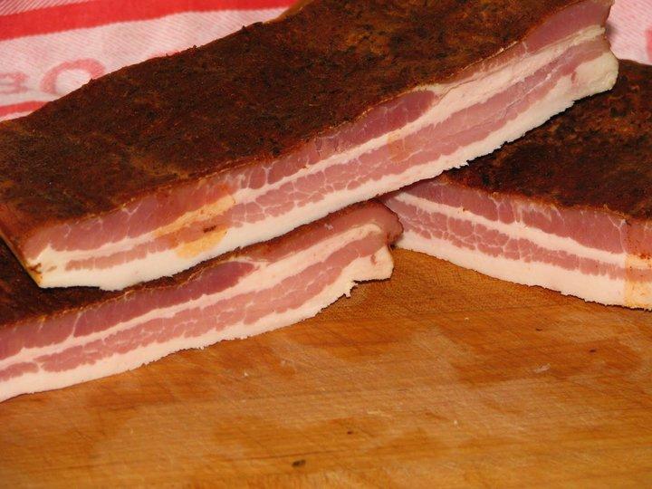 Panchetta Italiensk Bacon
