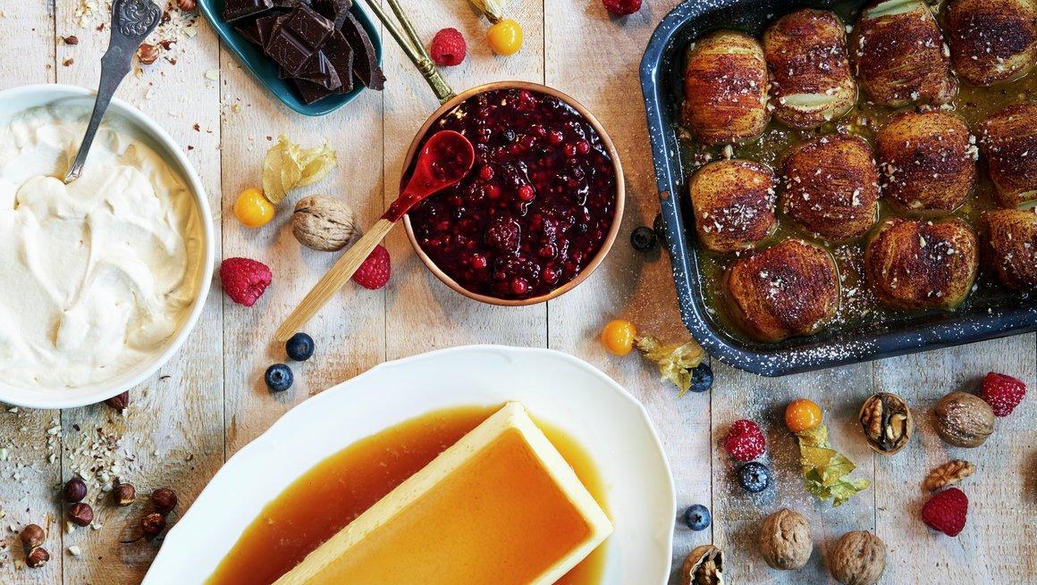 Dessert sharing