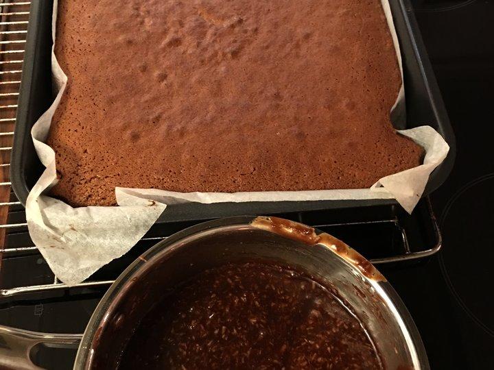 Sjokoladekaken Dein du veit ;)