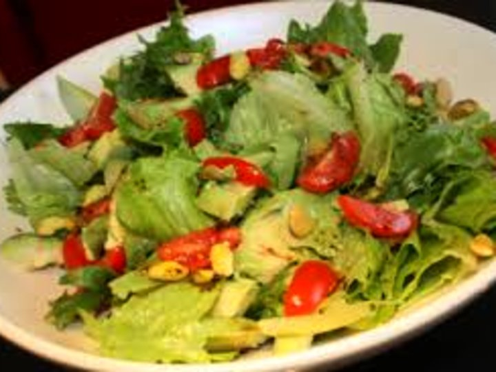 Salat til grillmat