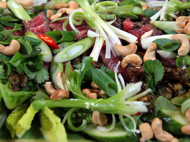 Yam neua - thai biffsalat