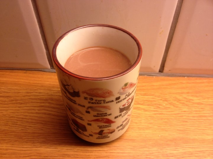 Kakao med Nido