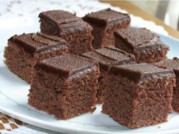 Sjokoladekake fra Camilla