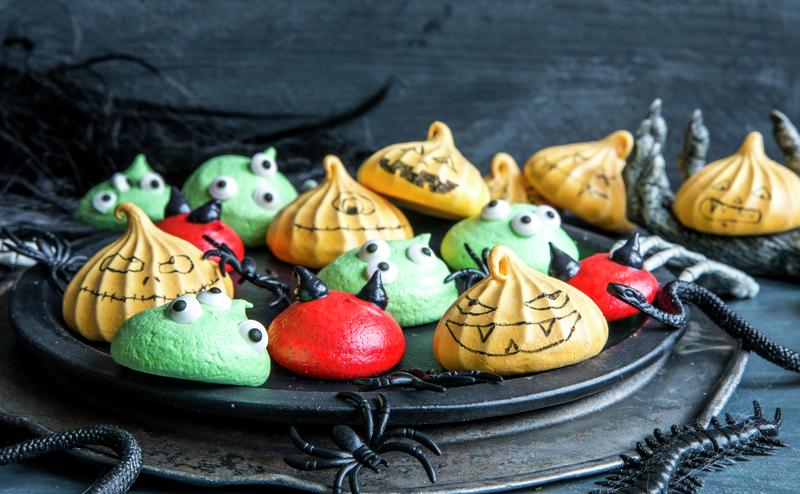 Marengsfamilie Halloween