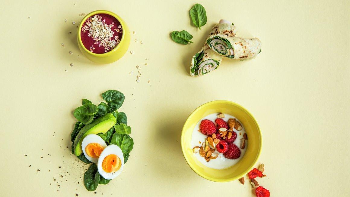 Sunne mellommåltider - 150 kcal