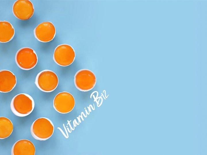 Vitamin B12 - kobalamin