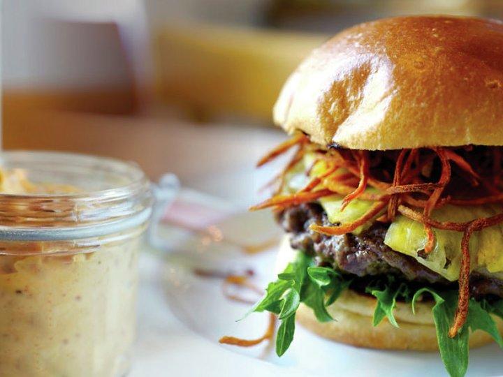 Helle's beste hamburger