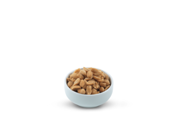 salte peanøtter