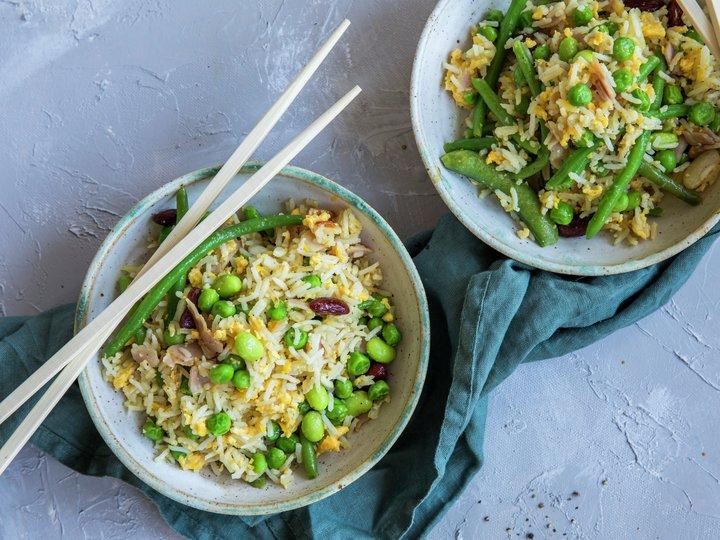 Til Stekt ris