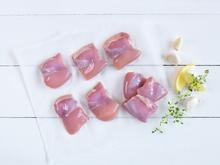 Råvarebilde lårfilet av kylling