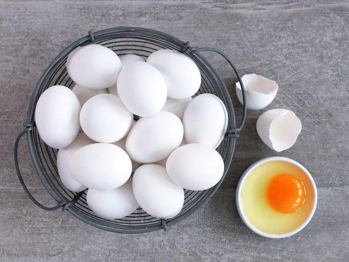 Næringsinnhold i egg