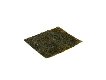 nori (grønne ark som brukes til maki)