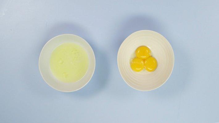 3 måter å skille egg