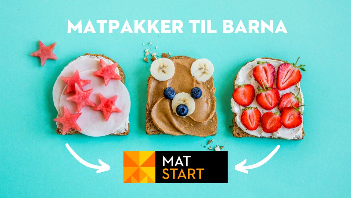 MatStart forsidebilde matpakker
