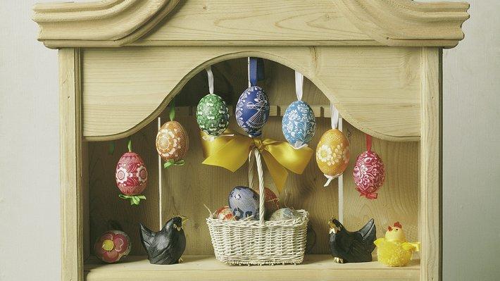 Pynt til påske!