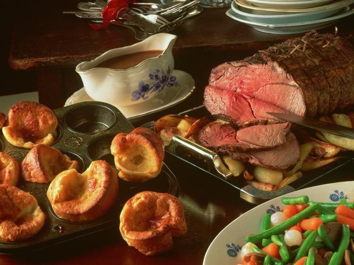 Engelsk roastbiff