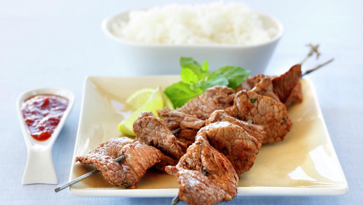 Asiatisk biff