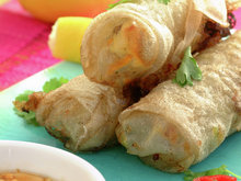 Vietnamesiske vårruller - Cha gio