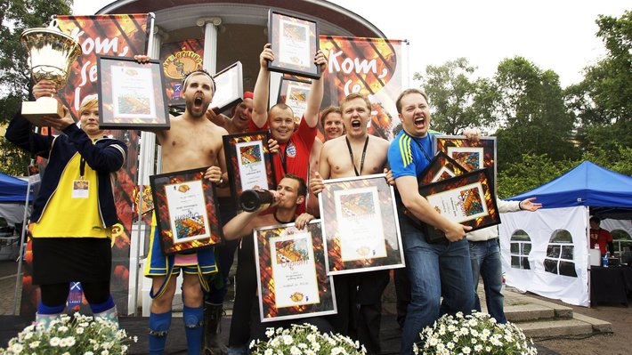 Sviddmat.no vant NM i grill 2010