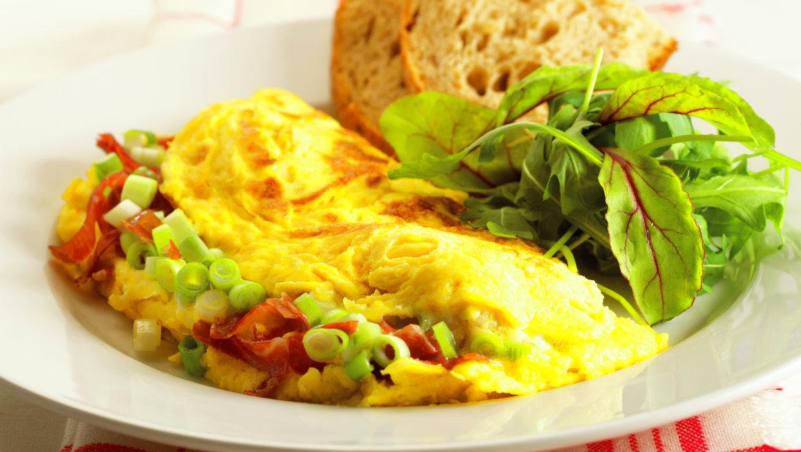 VM-omeletten