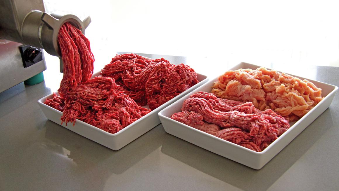 Magre kjøttdeiger