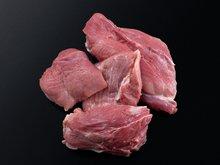 Produksjonskjøtt av svin til pålegg