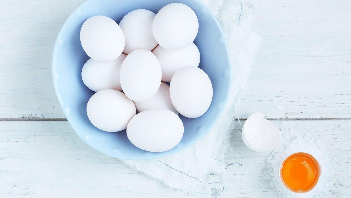Egg miljøbilde