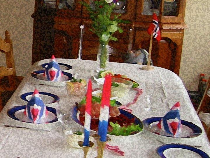 Ingrids drue/purre salat