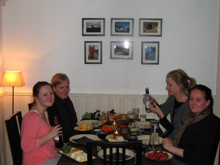Osteboller fra Trondheim
