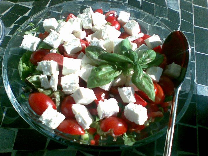 Nesten Gresk salat