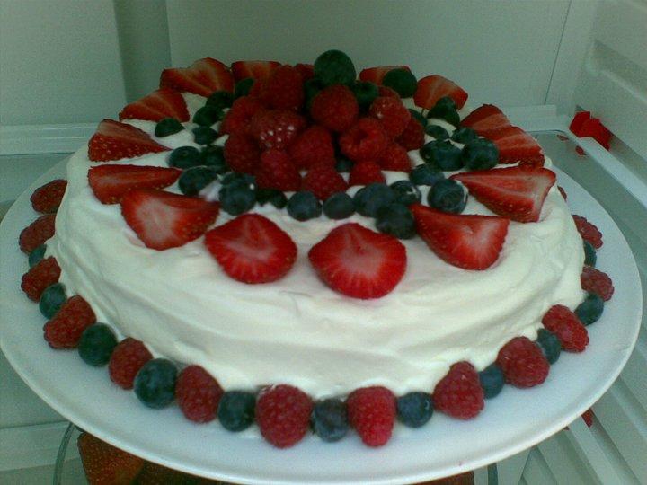 Sommer kake