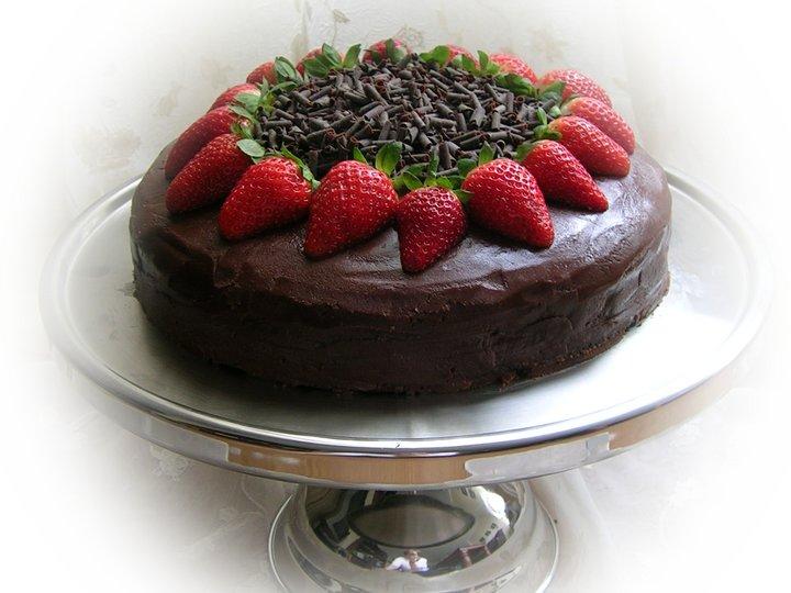 Per-Oves sjokoladekake