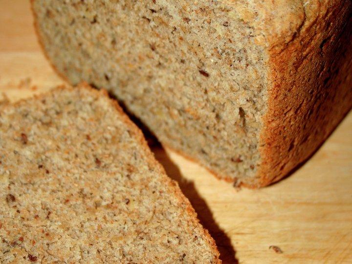 Brød med sammalt spelt
