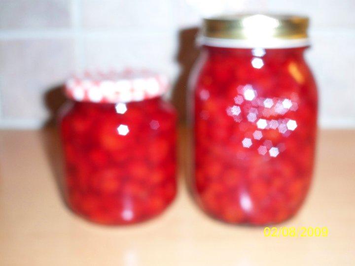 Kirsebærsyltetøy