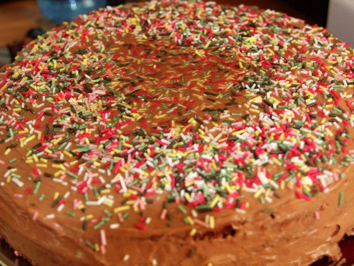 Sjokoladekake - AMAlette Mørch