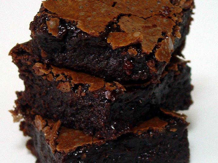 Heidis knallgode brownies