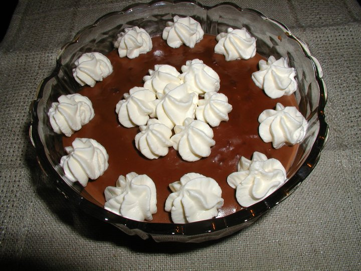 Hjemmelaget Sjokoladepudding