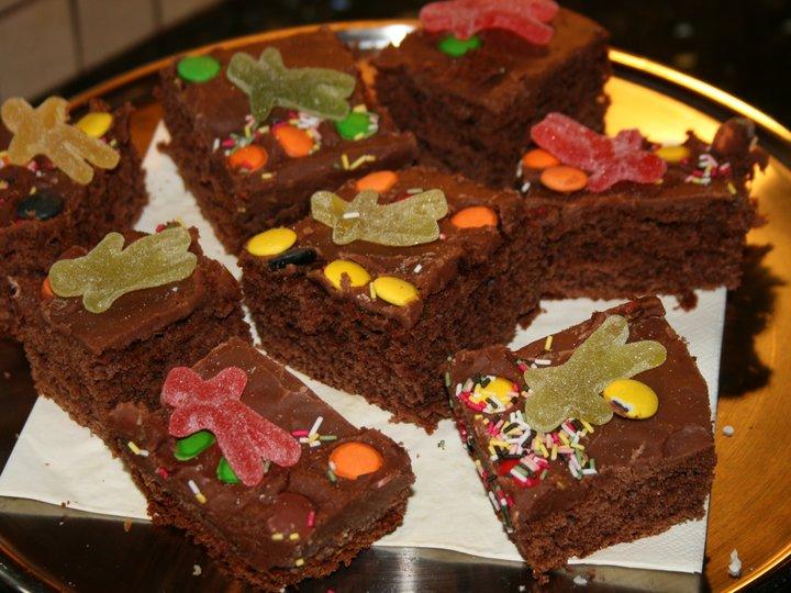 Tante Tonje si sjokoladekake