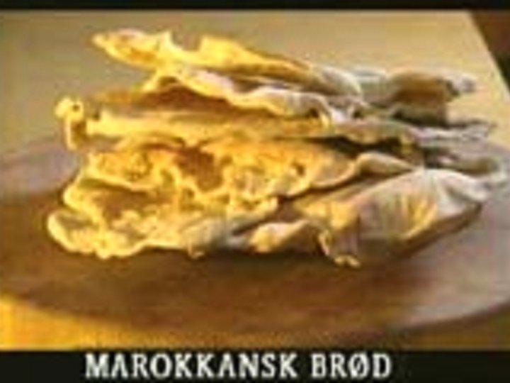 Jamies marokkanske brød