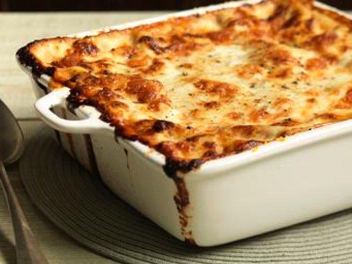 Pappas lasagne