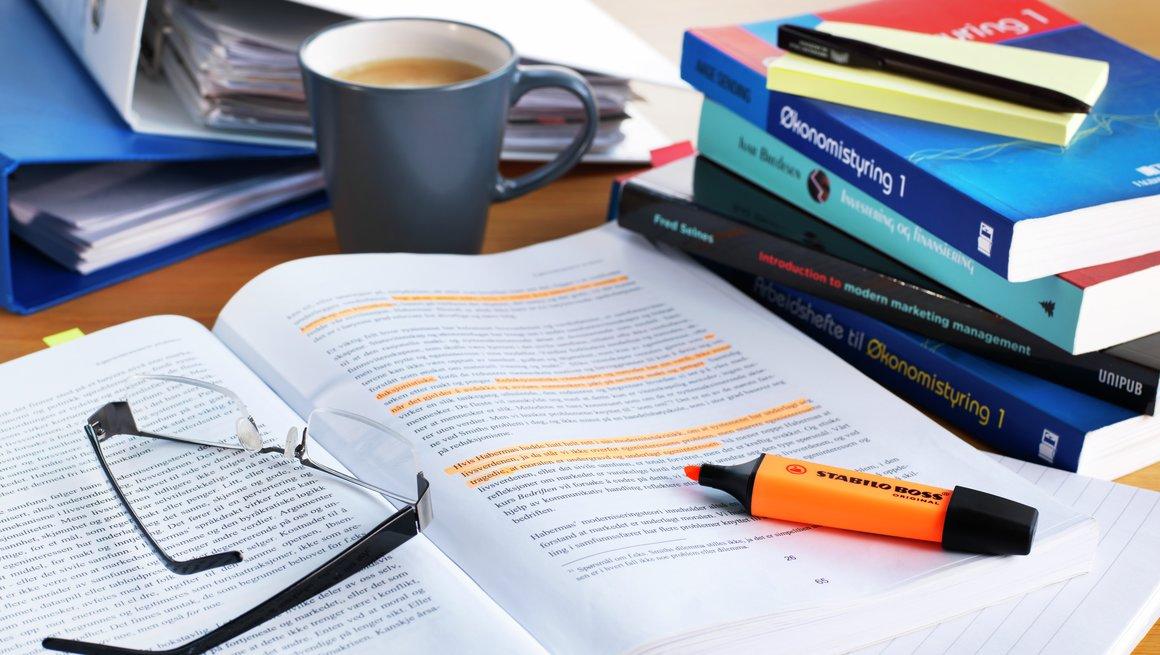 Lekser eksamen